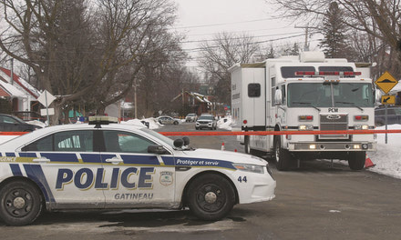 {Homicide on Wychwood Drive, first of 2021 for Gatineau}